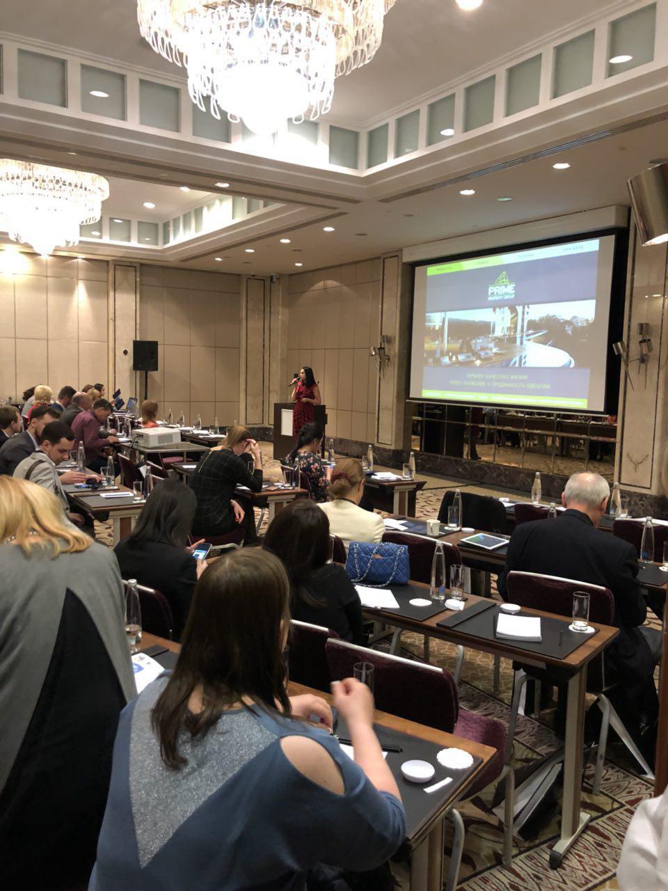 Приняли участие в Moscow IELP Expo 2018