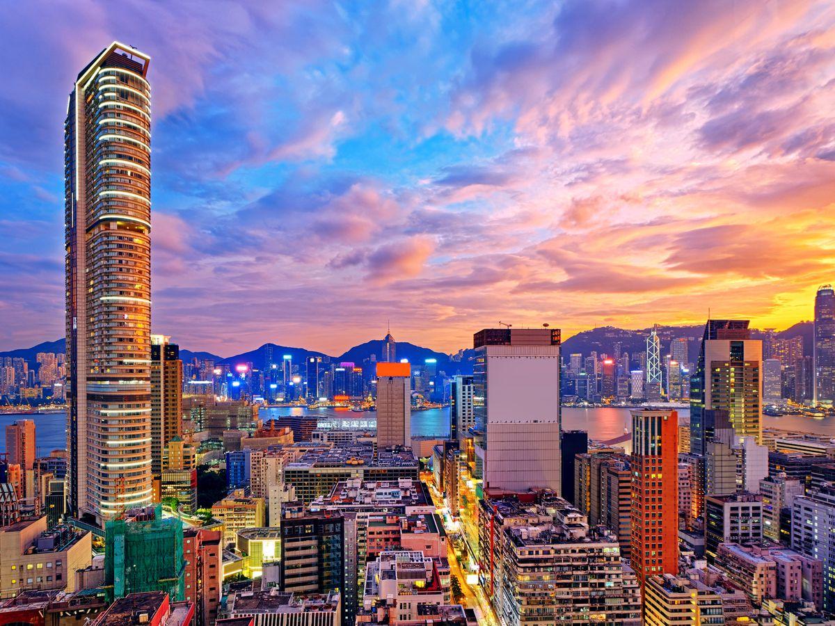 Company in Hong Kong